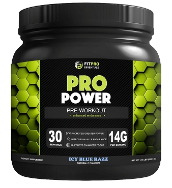 PRO POWER Pre-Workout